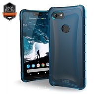 Urban Armor Gear UAG Urban Armor Gear Plyo Case, Google Pixel 3 XL, glacier (blau transparent), 611242115353