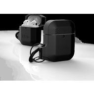 Urban Armor Gear UAG Urban Armor Gear Silicone Case, Apple Airpods (2016 & 2019), schwarz/ schwarz, 10185E114040