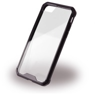 UreParts Acrylic Case - Hardcover mit Bumper - Apple iPhone 7 - Schwarz