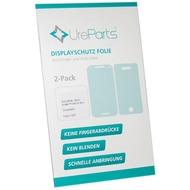 UreParts Displayschutzfolie - Samsung G928F Galaxy S6 Edge Plus - 2 Stk.