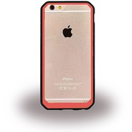 UreParts PC + TPU Hardcover/ Hardcase/ Handy Hülle - Apple iPhone 6, 6s - Rot