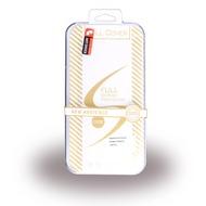UreParts Premium Antifinger Displayschutzfolie - 0,3mm Full Cover - Samsung G928F Galaxy S6 Edge Plus