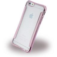 UreParts Shockproof Antirutsch - Silikon Cover für Apple iPhone 6/ 6s - Pink