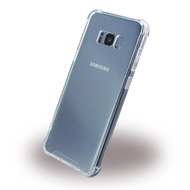 UreParts Shockproof - Hardcover mit Bumper - Samsung Galaxy S8 Plus - Transparent