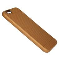 UreParts TPU Cover/ Case/ Schutzhülle - Apple iPhone 6 hellbraun