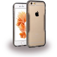 UreParts TPU Cover/ Case/ Schutzhülle - Apple iPhone 6 Plus, 6s Plus - Schwarz