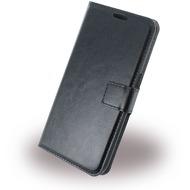 UreParts Uranus - Book Tasche/ Hülle/ Case - Samsung Galaxy S7 Edge - Schwarz