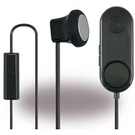 Uunique Clip Mini - Mono Bluetooth Headset - Schwarz