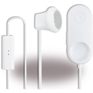 Uunique Clip Mini - Mono Bluetooth Headset - Weiss