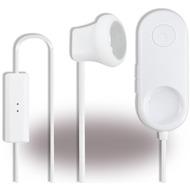 Uunique Clip Mini - Mono Bluetooth Headset - Weiss