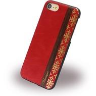 Uunique Queens - Hardcover - Apple iPhone 7 /  8 - Rot