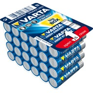 VARTA Batterie Alkaline - Micro - AAA - LR03 - 1.5V High Energy - (24-Pack)