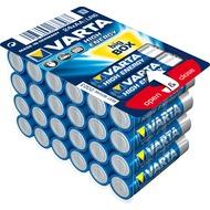 VARTA Batterie Alkaline - Mignon - AA - LR06 - 1.5V High Energy - (24-Pack)