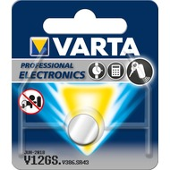 VARTA Batterie Silver Oxide - Knopfzelle - V12GS/ 386 - 1.6V Professional Electronics - (1-Pack)