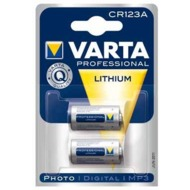 VARTA CR 123 A Photo Lithium 2er Blister,