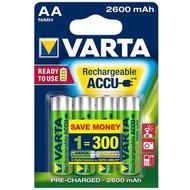 VARTA Professional ACCU AA, 4er Blister 950000000011