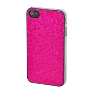 VCubed 3 Glitter Hard Case, für iPhone 4 /  4S, Violett
