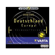 VDO Dayton NavTech TravelGuide Varta Deutschland 2004/ 2005