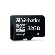 Verbatim Micro-SD Card 32GB Verbatim SDHC C10 ohne Adapter