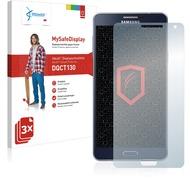 Vikuiti 3x MySafeDisplay Displayschutzfolie DQCT130 von 3M passend für Samsung Galaxy A7