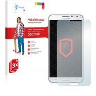 Vikuiti 3x MySafeDisplay Displayschutzfolie DQCT130 von 3M passend für Samsung Galaxy Note 3 Lite