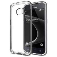 VRS Design Crystal Bumper for Galaxy S7 gun metal