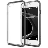 VRS Design Crystal Bumper for iPhone 6/ 6s gun metal