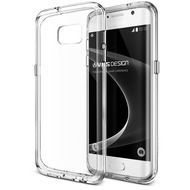 VRS Design Crystal Mixx for Galaxy S7 Edge transparent