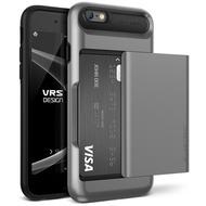 VRS Design Damda Glide for iPhone 6/ 6s gun metal