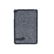 Waterkant Nordlicht Backcover für iPad Mini, Schwarz