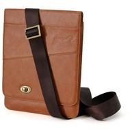 Waterkant Strandgold Slim Echtleder Tasche für iPad, Braun