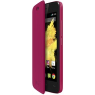 Wiko FlipCover Birdy (pink)