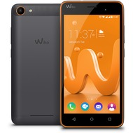 Wiko Jerry, orange/ space grau