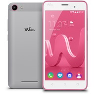 Wiko Jerry, pink/ silber