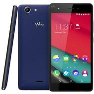 Wiko Pulp 4G, blau