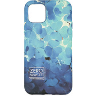 Wilma Climate Change Clover for iPhone 12 Pro blue