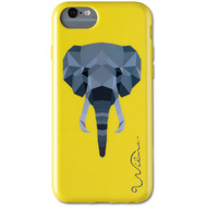 Wilma Electric Savanna Elephant for iPhone 6/ 6S/ 7/ 8 yellow
