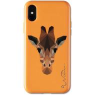 Wilma Electric Savanna Giraffe for iPhone X/ Xs orange