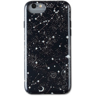 Wilma Midnight Shine Gazing Stars for iPhone 6/ 6S/ 7/ 8 black
