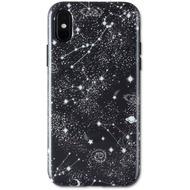 Wilma Midnight Shine Gazing Stars for iPhone X/ Xs black