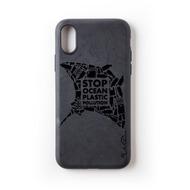 Wilma Stop Plastic Manta for iPhone 11 Pro black