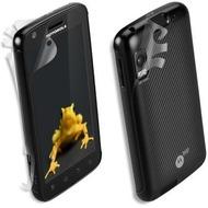 Wrapsol ultra drop + scratch protection für Motorola Atrix