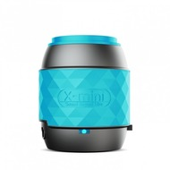 X-mini WE mini Bluetooth /  NFC Speaker, 3,5mm, blau
