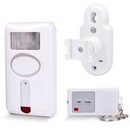 X4-Life Security Bewegungsmelder-Alarm mit Fernbedienung