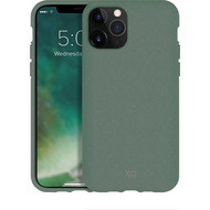 xqisit Eco Flex for iPhone 11 Pro Max palm green