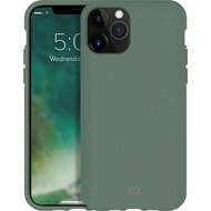 xqisit Eco Flex for iPhone 11 Pro palm green