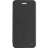 xqisit Flap Cover Adour for iPhone 7 /  8 black