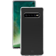 xqisit Flex Case for Galaxy S10 clear