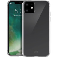 xqisit Flex Case for iPhone 11 clear