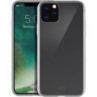 xqisit Flex Case for iPhone 11 Pro clear